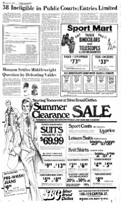 Sunday Gazette-Mail from Charleston, West Virginia on June 27, 1976 · Page 64