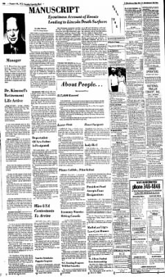 Sunday Gazette-Mail from Charleston, West Virginia on August 10, 1975 · Page 45