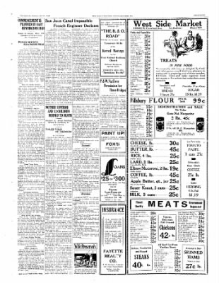 The Daily Courier from Connellsville, Pennsylvania on February 27, 1930 · Page 4