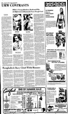 Sunday Gazette-Mail from Charleston, West Virginia on August 17, 1975 · Page 58
