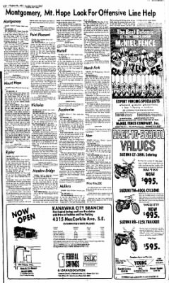 Sunday Gazette-Mail from Charleston, West Virginia on August 24, 1975 · Page 95