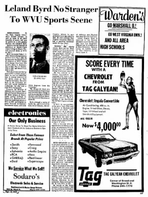 Sunday Gazette-Mail from Charleston, West Virginia on September 10, 1972 · Page 89