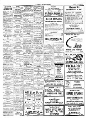 The Courier News from Blytheville, Arkansas on March 22, 1955 · Page 10