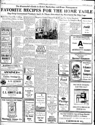 The Courier News from Blytheville, Arkansas on May 15, 1931 · Page 6