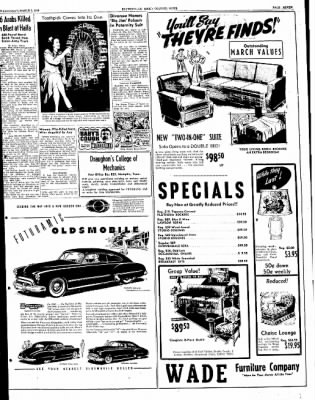 The Courier News from Blytheville, Arkansas on March 3, 1948 · Page 7