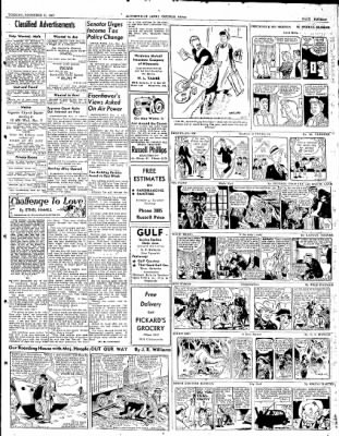 The Courier News from Blytheville, Arkansas on November 11, 1947 · Page 15