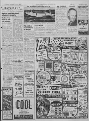 The Mercury from Pottstown, Pennsylvania on July 21, 1949 · Page 19