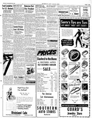 The Courier News from Blytheville, Arkansas on November 21, 1947 · Page 5