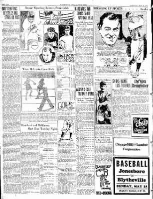 The Courier News from Blytheville, Arkansas on May 30, 1931 · Page 6