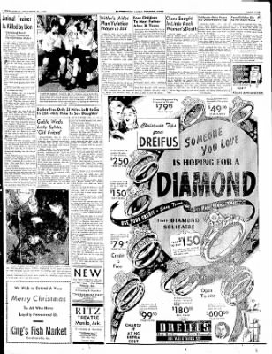 The Courier News from Blytheville, Arkansas on December 21, 1949 · Page 5