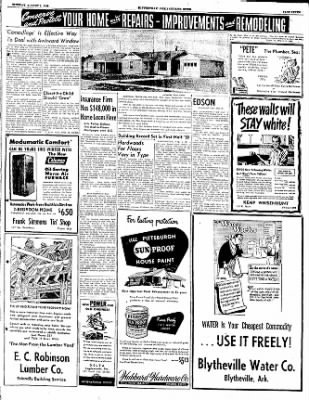 The Courier News from Blytheville, Arkansas on August 1, 1950 · Page 7