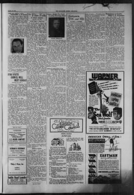 The Wisconsin Jewish Chronicle from Milwaukee, Wisconsin on March 21, 1941 · Page 7