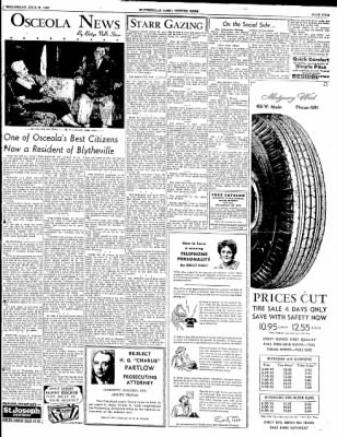 The Courier News from Blytheville, Arkansas on July 23, 1952 · Page 9