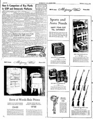 The Courier News from Blytheville, Arkansas on July 24, 1952 · Page 6