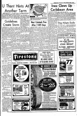 The Courier News from Blytheville, Arkansas on September 30, 1966 · Page 11