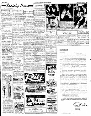 The Courier News from Blytheville, Arkansas on July 26, 1952 · Page 2