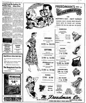 Naugatuck Daily News from Naugatuck, Connecticut on May 8, 1951 · Page 8