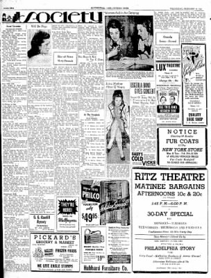 The Courier News from Blytheville, Arkansas on February 19, 1941 · Page 2