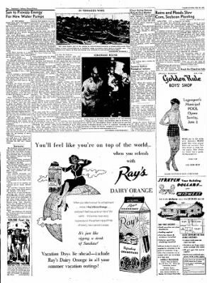 Logansport Pharos-Tribune from Logansport, Indiana on May 28, 1957 · Page 33