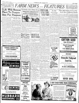 The Courier News from Blytheville, Arkansas on March 14, 1941 · Page 3