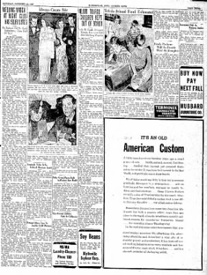 The Courier News from Blytheville, Arkansas on November 25, 1939 · Page 3