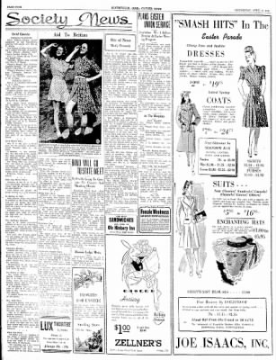 The Courier News from Blytheville, Arkansas on April 9, 1941 · Page 4