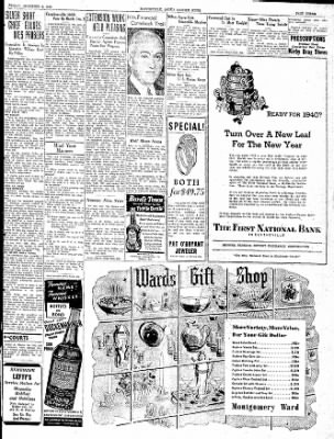 The Courier News from Blytheville, Arkansas on December 8, 1939 · Page 3