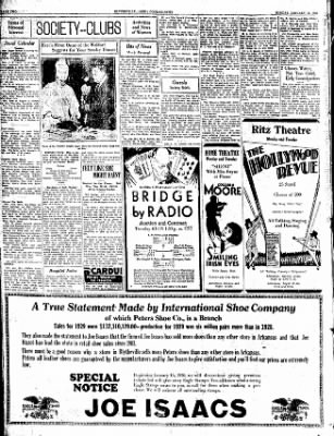 The Courier News from Blytheville, Arkansas on January 13, 1930 · Page 2