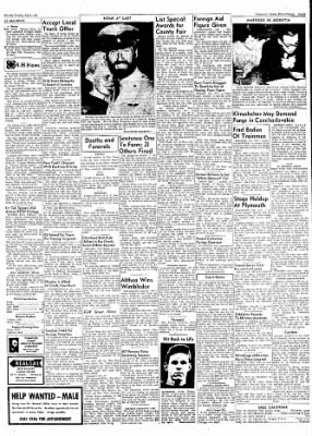 Logansport Pharos-Tribune from Logansport, Indiana on July 6, 1957 · Page 23