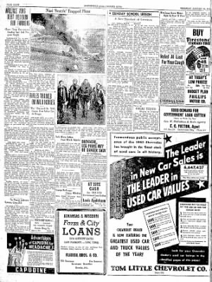 The Courier News from Blytheville, Arkansas on January 18, 1940 · Page 8