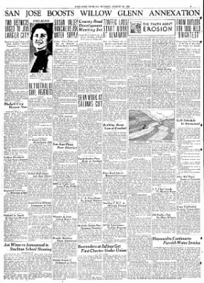 Oakland Tribune from Oakland, California on March 10, 1935 · Page 5