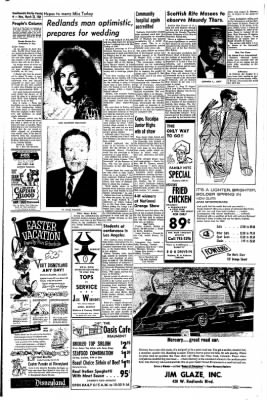 Redlands Daily Facts from Redlands, California on March 23, 1964 · Page 4