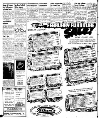 Naugatuck Daily News from Naugatuck, Connecticut on February 7, 1947 · Page 8