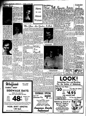 Galesburg Register-Mail from Galesburg, Illinois on July 16, 1963 · Page 8