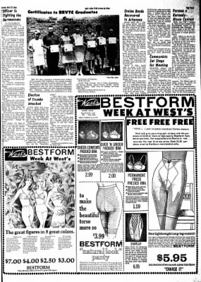 Hope Star from Hope, Arkansas on April 23, 1968 · Page 11