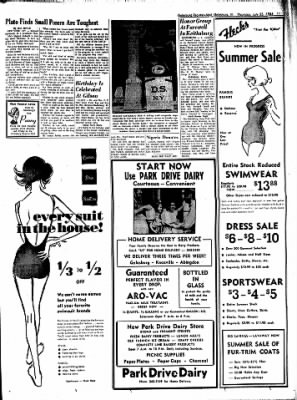 Galesburg Register-Mail from Galesburg, Illinois on July 25, 1963 · Page 11