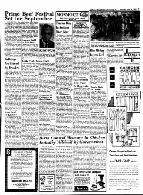 Galesburg Register-Mail from Galesburg, Illinois on August 5, 1963 · Page 7