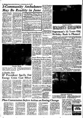 Galesburg Register-Mail from Galesburg, Illinois on May 23, 1973 · Page 2