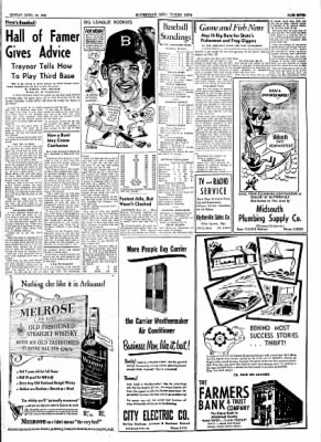 The Courier News from Blytheville, Arkansas on April 19, 1954 · Page 7