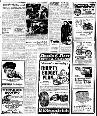Naugatuck Daily News from Naugatuck, Connecticut on February 4, 1947 · Page 5
