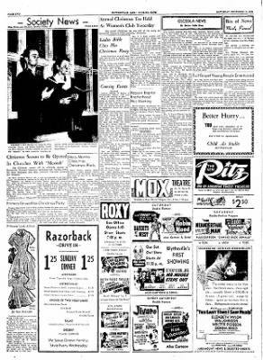 The Courier News from Blytheville, Arkansas on December 11, 1954 · Page 2
