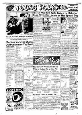 The Courier News from Blytheville, Arkansas on May 1, 1954 · Page 3