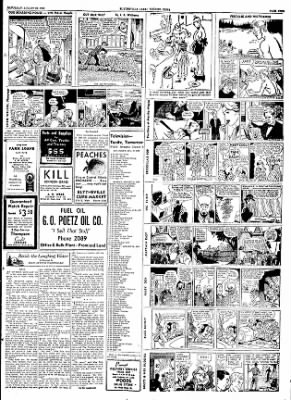 The Courier News from Blytheville, Arkansas on August 22, 1953 · Page 9