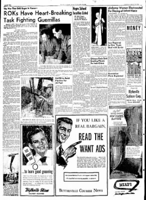 The Courier News from Blytheville, Arkansas on September 4, 1953 · Page 10