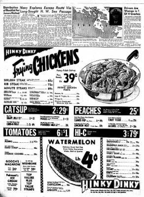 Carrol Daily Times Herald from Carroll, Iowa on July 18, 1957 · Page 8