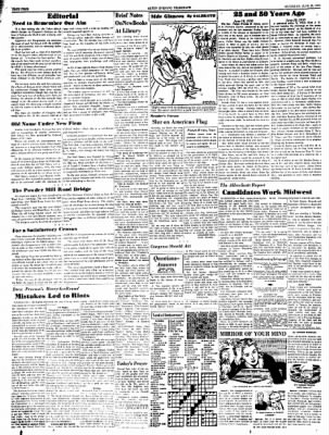 Alton Evening Telegraph from Alton, Illinois on June 18, 1960 · Page 4