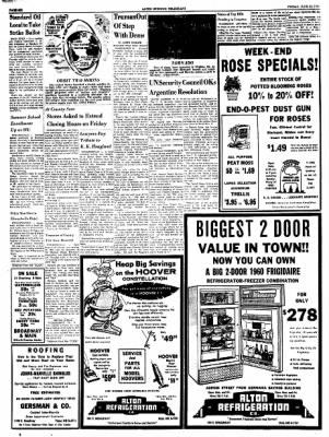 Alton Evening Telegraph from Alton, Illinois on June 24, 1960 · Page 6