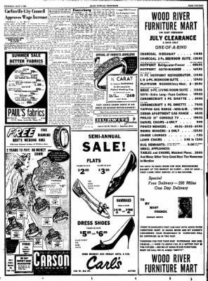 Alton Evening Telegraph from Alton, Illinois on July 7, 1960 · Page 13