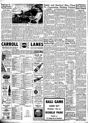 Carrol Daily Times Herald from Carroll, Iowa on August 31, 1957 · Page 2