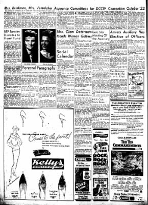 Carrol Daily Times Herald from Carroll, Iowa on September 18, 1957 · Page 4